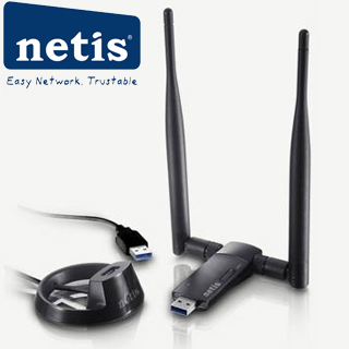 NETIS AC1200 Wireless Dual Band USB Adapter WF2190