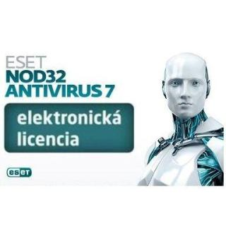 ESET NOD32 AV EDU/ZDRAV 4PC na 2roky