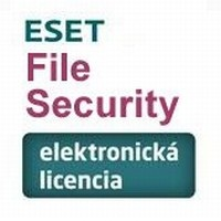 ESET NOD32 File Security pre WIN 1srv + 2roky