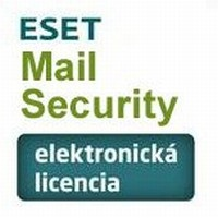 ESET NOD32 Mail Security pre WIN updte 5-10 +1rok