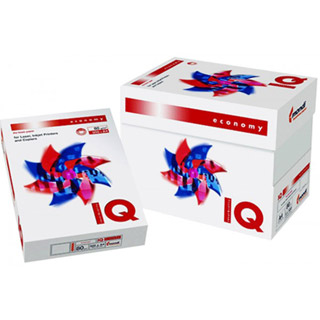 Kancelársky papier IQ economy plus A4/80g