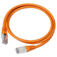 PATCH KABEL UTP 0.5m orange