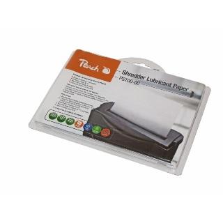 PEACH Olejovy papier pre skartovacky PS100-00