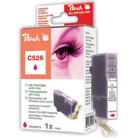 Cartridge Peach kom. CANON CLI-526XL M PI100-130