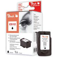 Cartridge Peach kom. CANON PG-512 B PI100-145