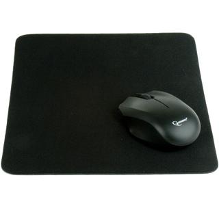 Podložka pod myš - jednofarebná čierna