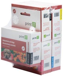 Cartridge PrintIT PGI5-Bk+CLI8C/M/Y/Bk