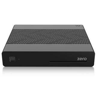 VU+ Zero čierny satelitný prijímač