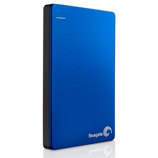 SEAGATE External BackUpPlus 1TB USB3.0 modrý
