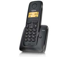 Gigaset A120 Telefonny pristroj čierny