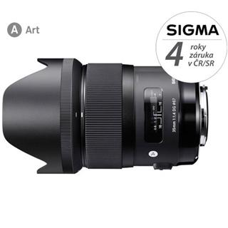 SIGMA 35/1,4 DG HSM CANON