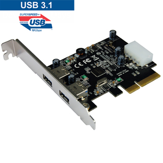 ST-LAB PCIe karta IE-A43-1220-00-00012