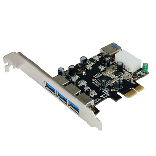 ST-LAB PCIe karta IE-V25-1131-00-00012