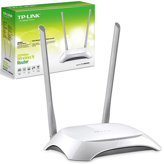 TP-Link TL-WR840N(ISP) wifi 300Mbps Wireless LAN