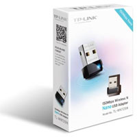 TP-Link TL-WN725N 150Mbps wireless N Nano USB ada