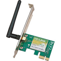 TP-Link TL-WN781ND wifi 150Mbps PCI express