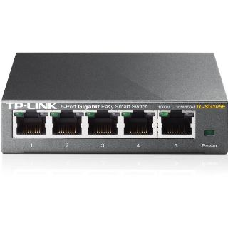 TP-Link Switch 5-Port/1000Mbps/MAN/Desk