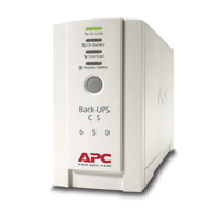 APC Back UPS - CS BK650EI USB/Serial