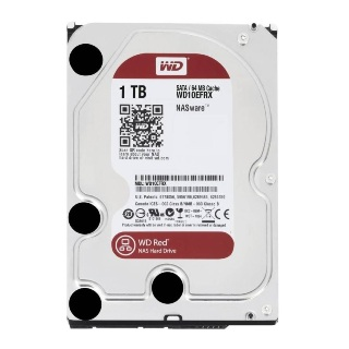 WD Red NAS 1TB 3,5