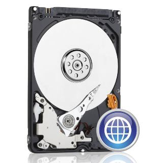 WD BLUE 750GB/2,5