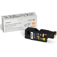 Xerox Toner 106R01633 yellow Phaser 6000 1000str.