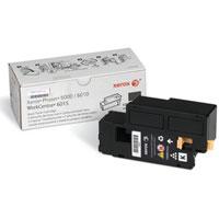 Xerox Toner 106R01634 black Phaser 6000 2000str.
