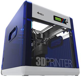 XYZ 3D Tlačiareň da Vinci 2.0A Duo