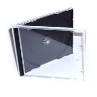 BOX JEWEL prázdny obal 1ks CD/DVD