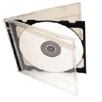 BOX JEWEL prázdny obal 2ks CD/DVD 5ks