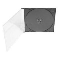 BOX SLIM prázdny obal 1ks CD/DVD